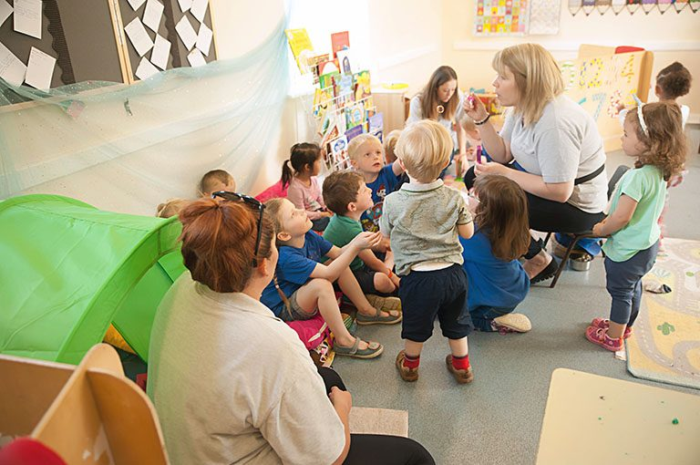 Our Staff At Bishopstoke Pre-School